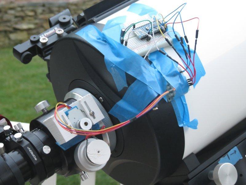 AT8RC Stepper Motor Focuser